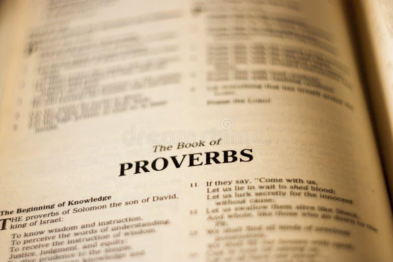 proverbs fotos de stock royalty free