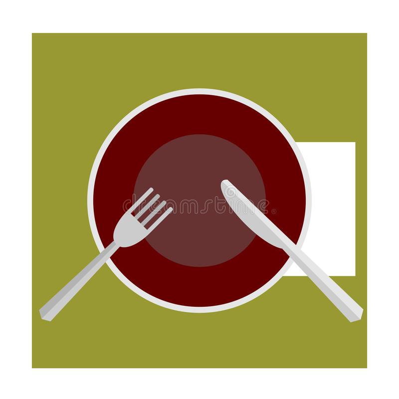 Provide etiquette on white background stock images