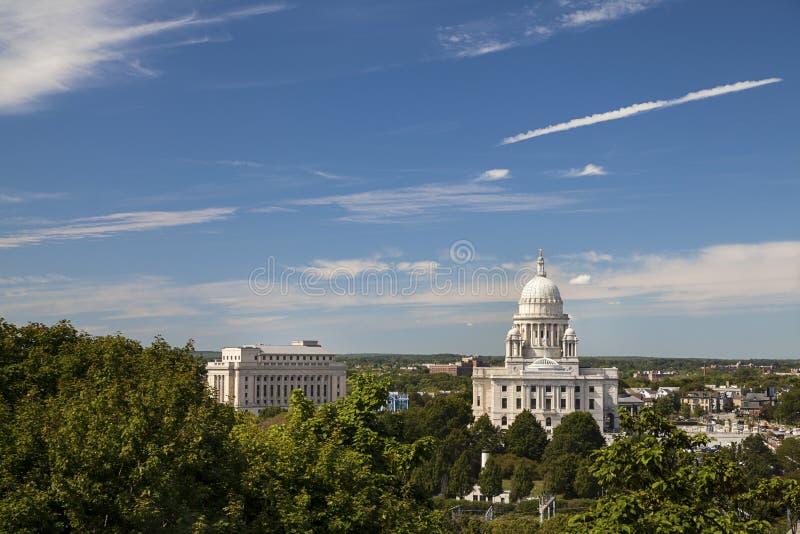Providence, Île de Rhode, Etats-Unis images libres de droits