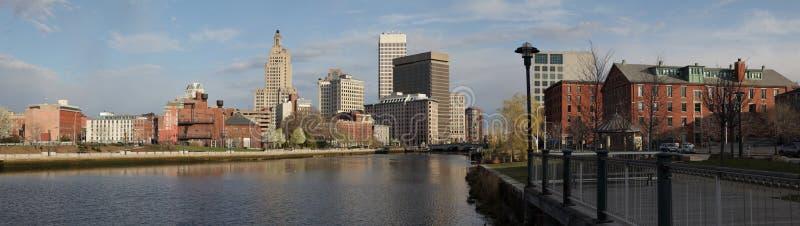Providence-Fluss lizenzfreie stockfotografie