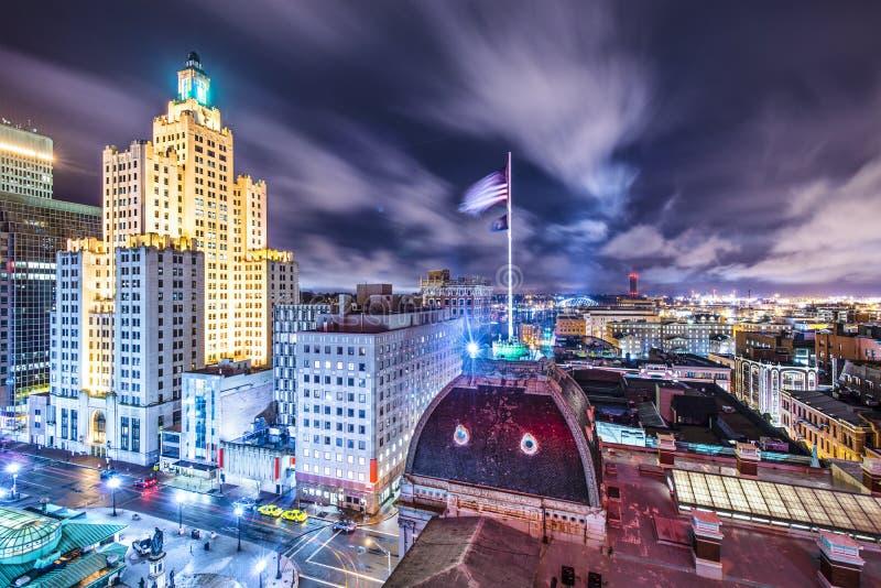 Providence Rhode Island photo stock