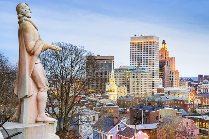 Providence, Rhode Island stockfotografie