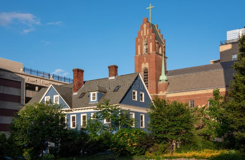 Providence, Rhode Island stockfoto