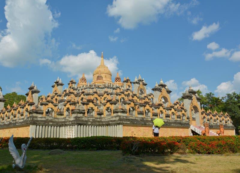 Province de Roi Et, Thaïlande photo libre de droits