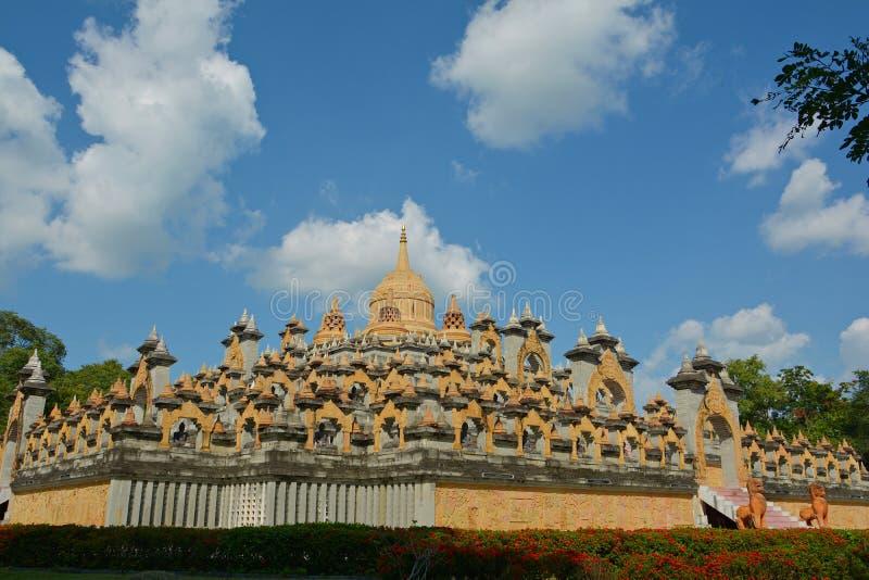 Province de Roi Et, Thaïlande photo stock