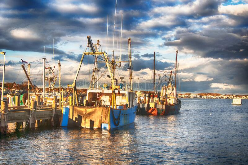 Provincetown-Massachusetts lizenzfreie stockfotografie