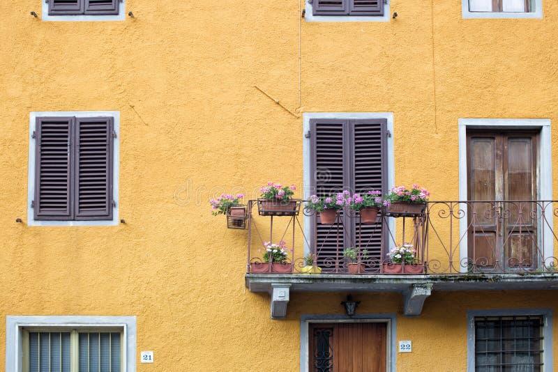 Provincia de Benabbio de Lucca imagen de archivo