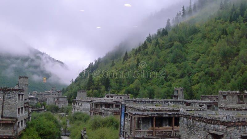 Provincia de Sichuan fotografía de archivo