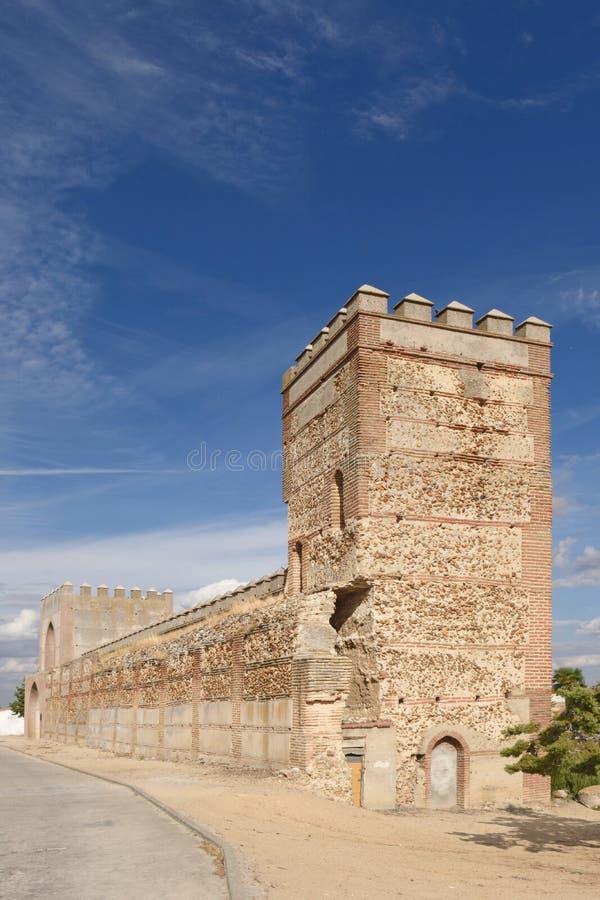 , Provincia di Avila, Spagna fotografia stock