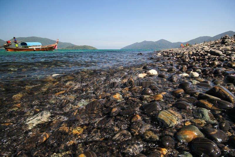 Download Provincia Tailandia Di Koh Hin Ngam Satun Dell'isola Di Hin Ngam Immagine Stock - Immagine di sabbia, oceano: 56884709