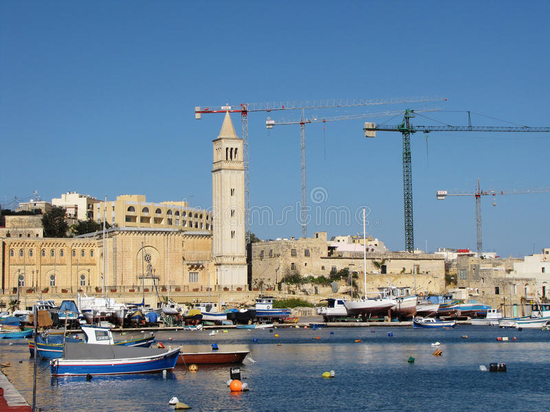 Download Provincial city of Malta editorial photography. Image of housing - 26694537
