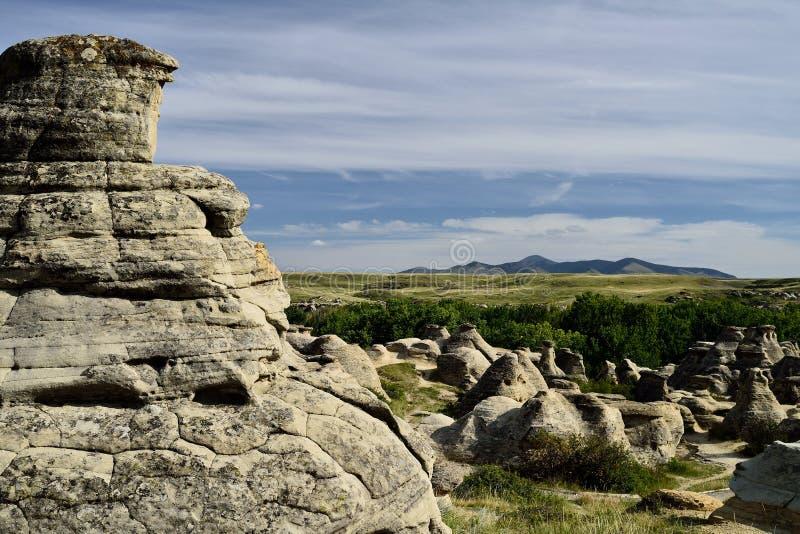 provinsiell stenwriting för park royaltyfri foto