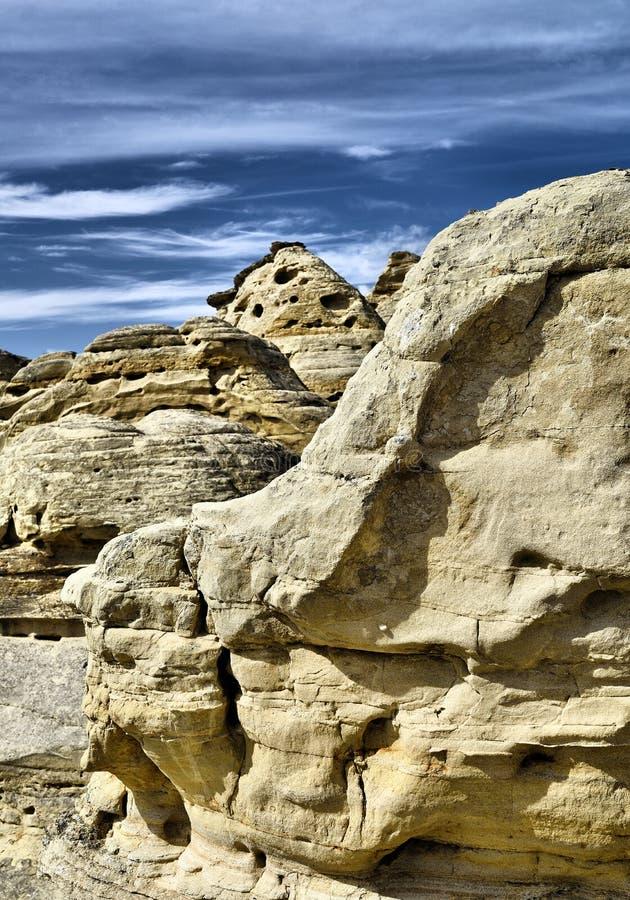 provinsiell stenwriting för park royaltyfri bild