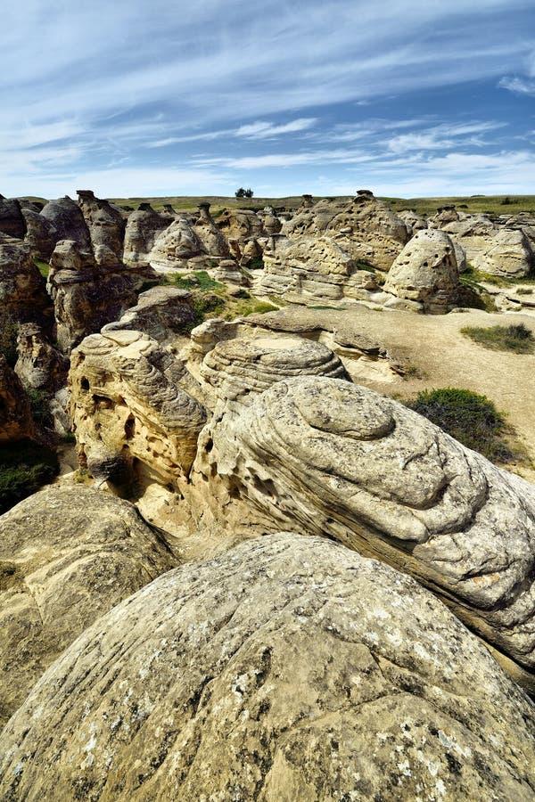 provinsiell stenwriting för park royaltyfria bilder