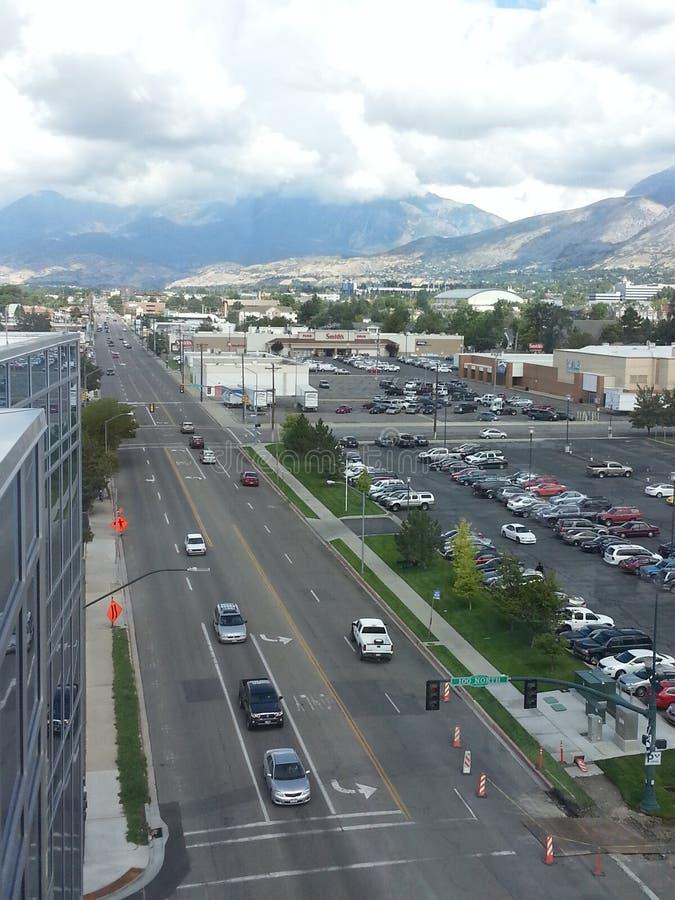 Provo Utah fotografia stock