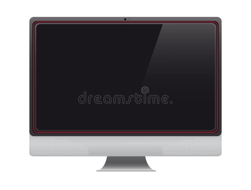 prowadząca pokaz ikona ilustracji