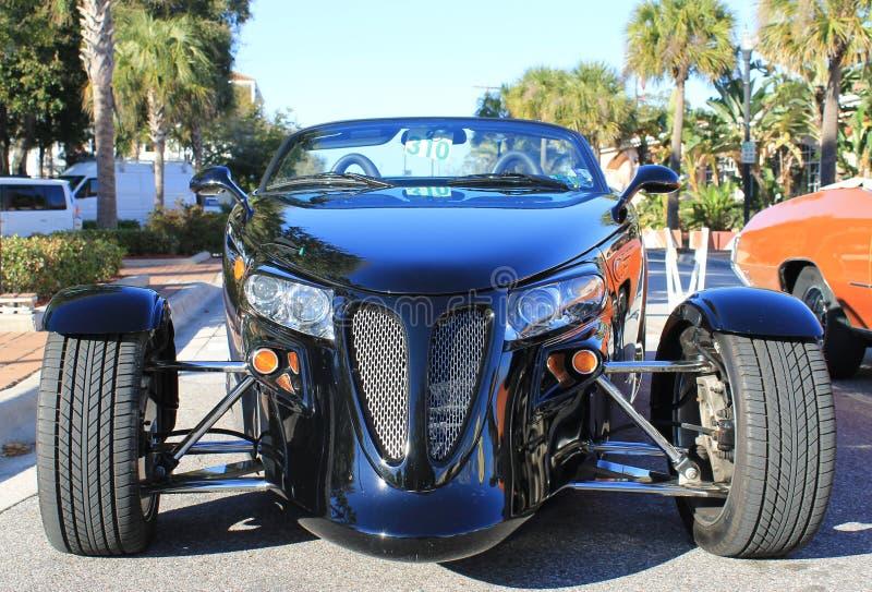 Prowler samochód fotografia royalty free