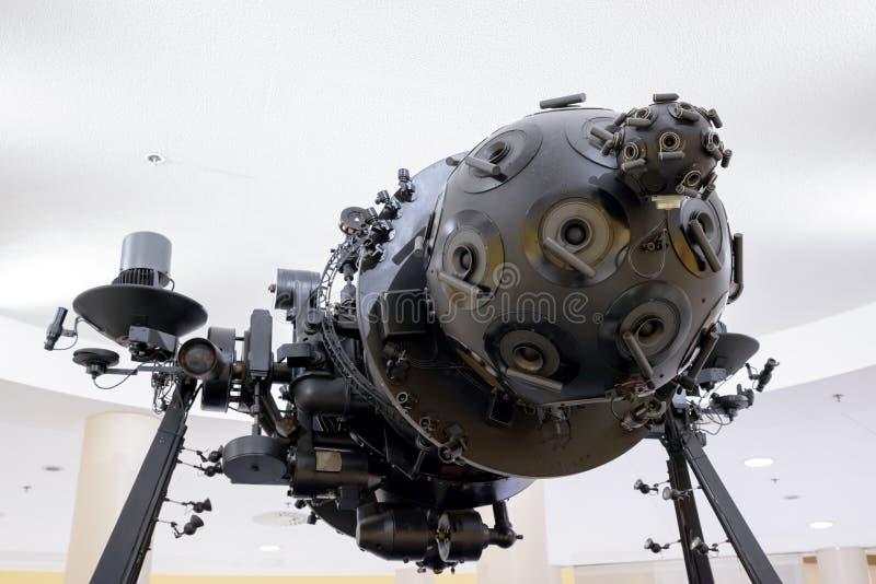 Proyector del planetario de la marca IV de Zeiss foto de archivo