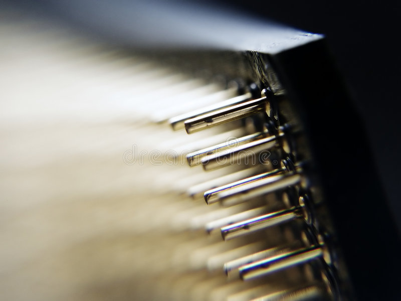 Prozessor stockfoto
