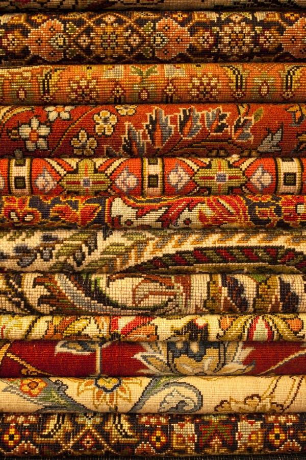Prsian地毯 免版税库存图片