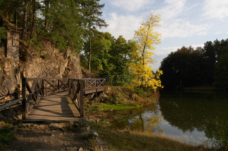 pruhonice πάρκων στοκ εικόνες