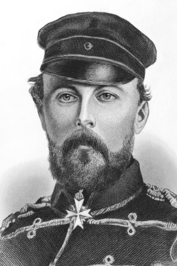 prussia принца frederick charles стоковая фотография