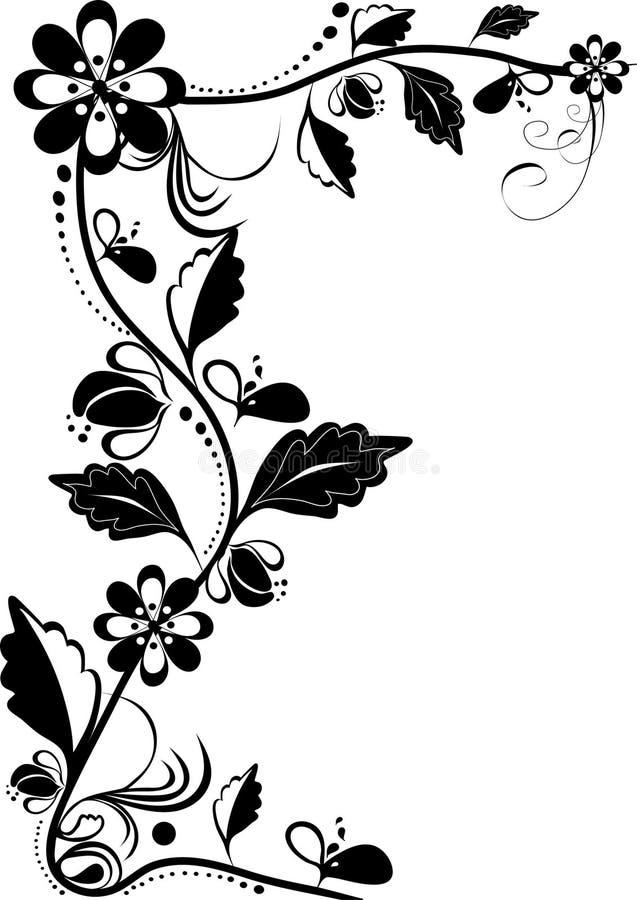 prydnad stock illustrationer
