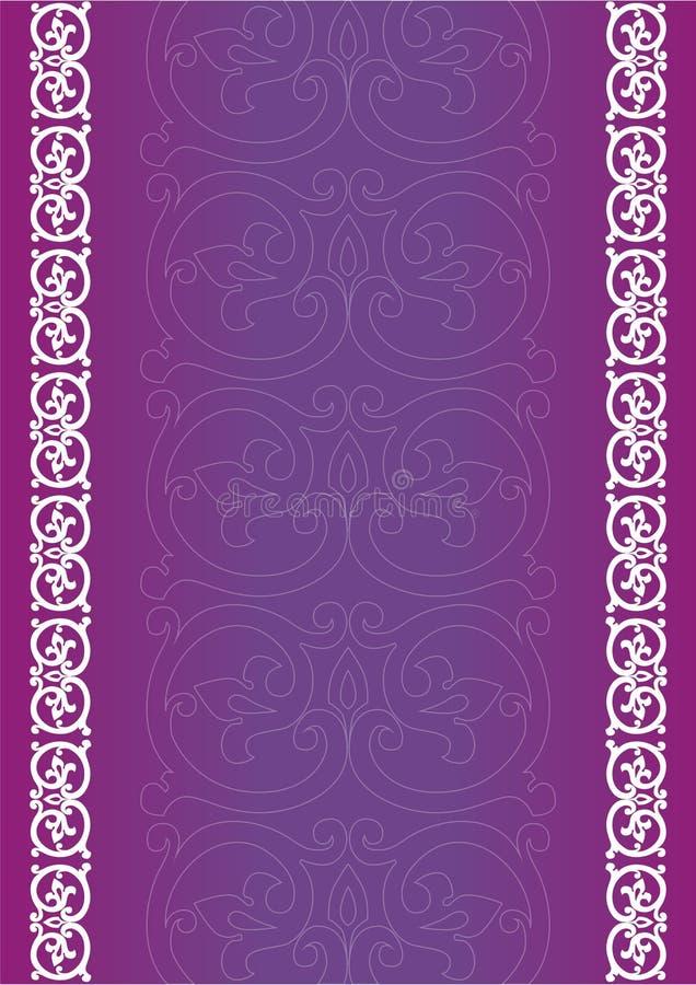 prydnadmodell royaltyfri illustrationer