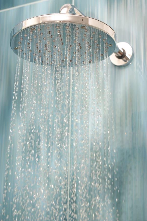 Prysznic głowa obraz royalty free