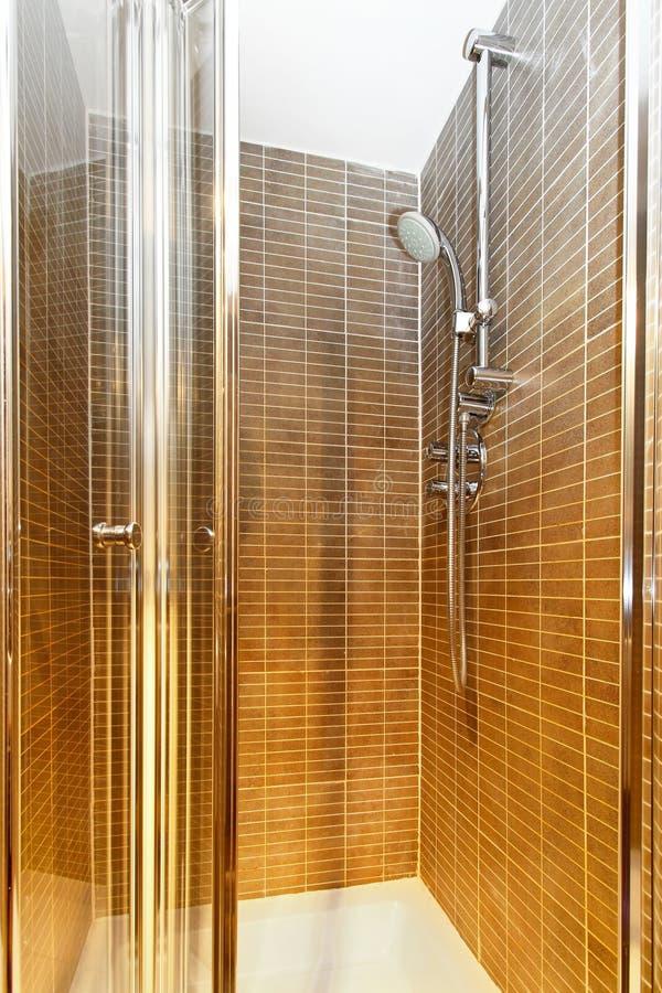 Prysznic kabina zdjęcia stock