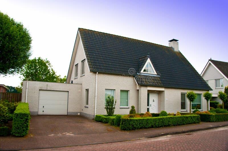 Prywatny dom obraz stock