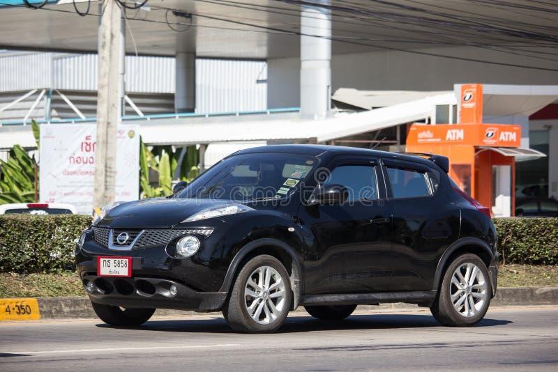 Prywatny samochód, Nissan Juke obraz stock