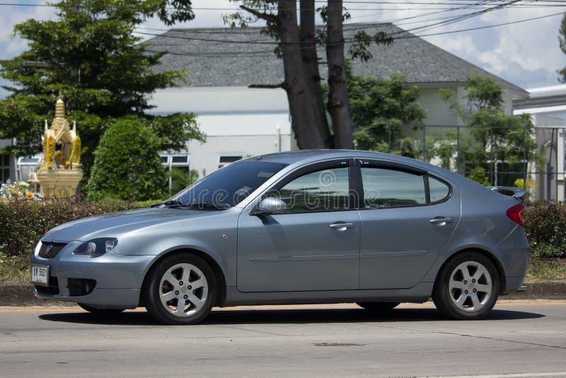 Prywatny samochód, Protonowa persona fotografia royalty free