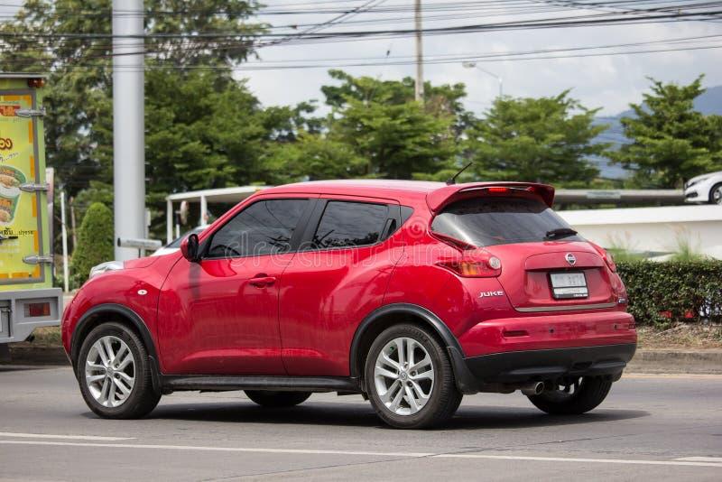 Prywatny samoch?d, Nissan Juke obraz stock