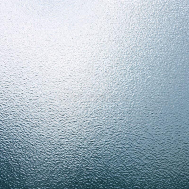 Prześcieradło szkło, gładki gradientowy tło obrazy stock