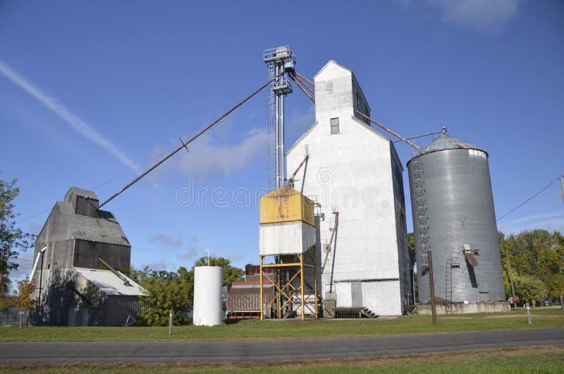Przeżyty winda system zdjęcia stock
