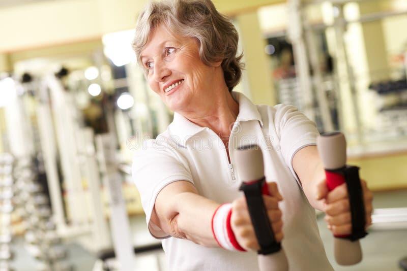 przechodzić na emeryturę sport zdjęcie stock