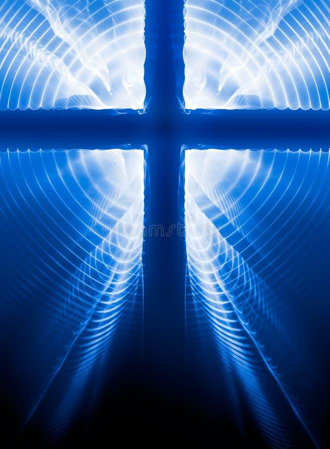 przecinający Easter ilustracja wektor