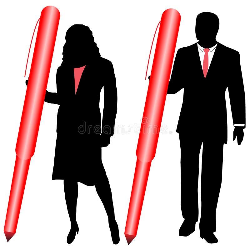 przedsiębiorcy ilustracji