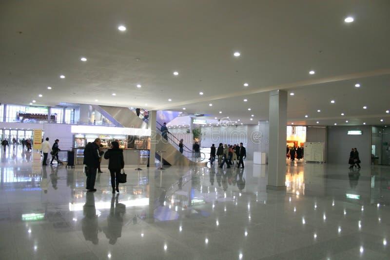 przedsiębiorstw 2 wnętrze fotografia royalty free