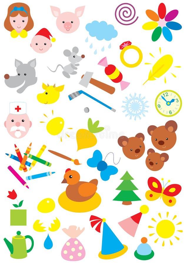 przedszkole sprzeciwia się proste royalty ilustracja