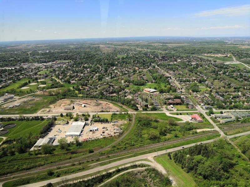 Przegapiać Niagara region obrazy royalty free
