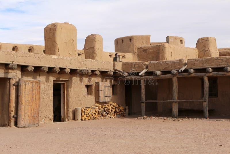 Przegiętego ` s Starego fortu Krajowy Historyczny miejsce zdjęcie royalty free