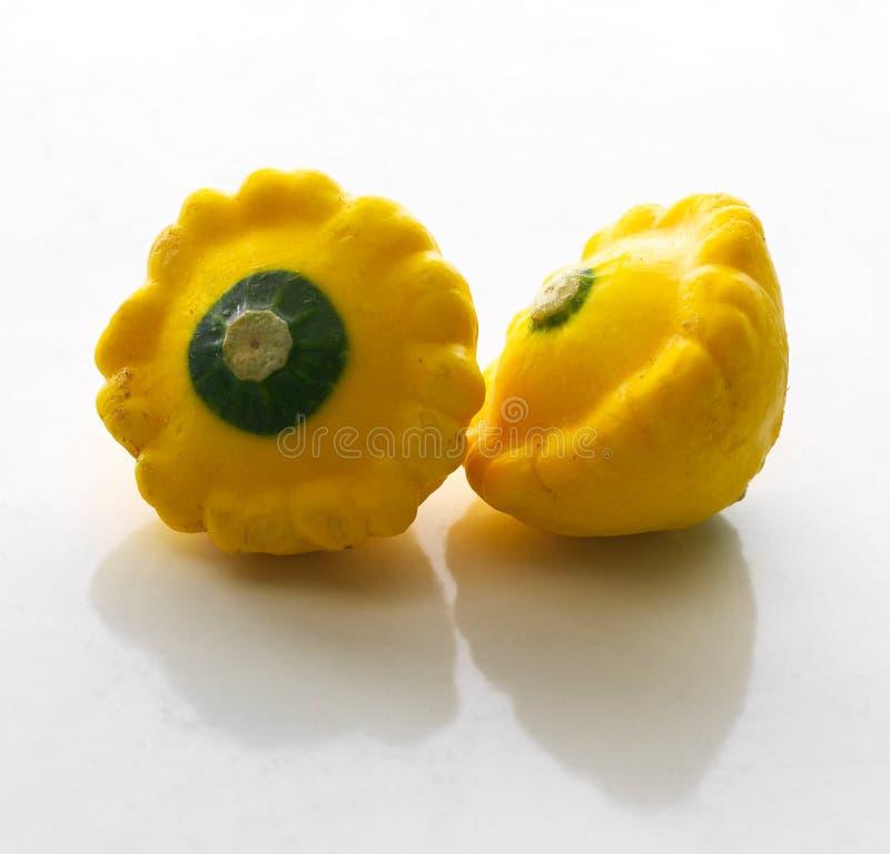 przegrzebków kabaczka kolor żółty zdjęcia royalty free