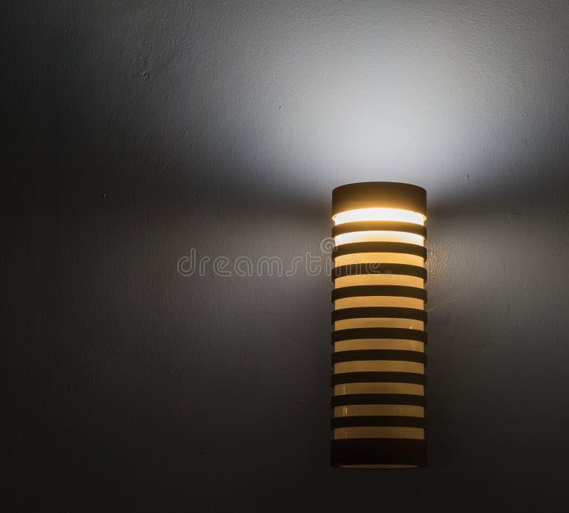 Przejście lekka lampa obrazy royalty free