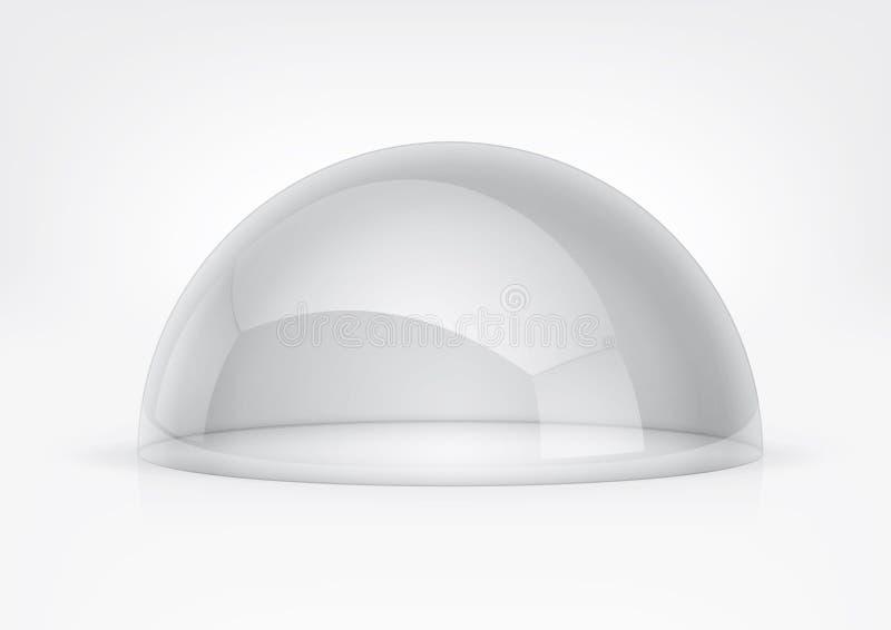 Przejrzysta sfera ilustracji