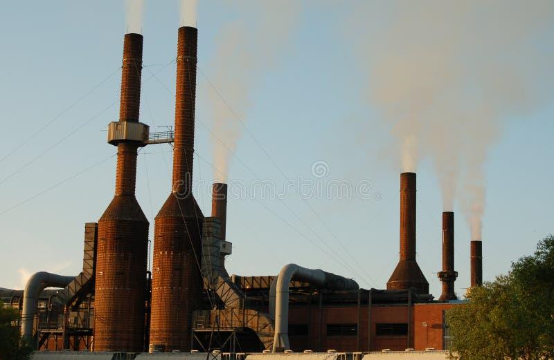 przemysł aluminiowy zdjęcia stock