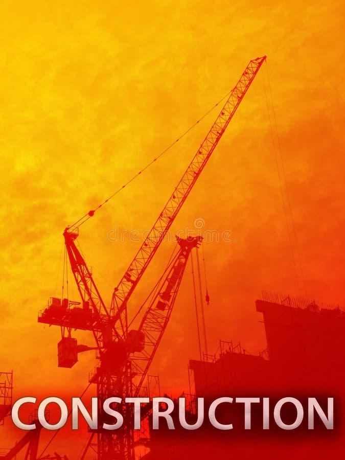 przemysł budowlany ilustracja wektor