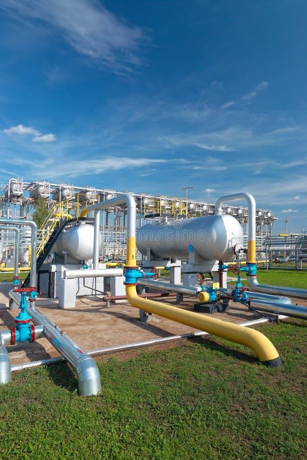 przemysł gazowy przerób obrazy royalty free