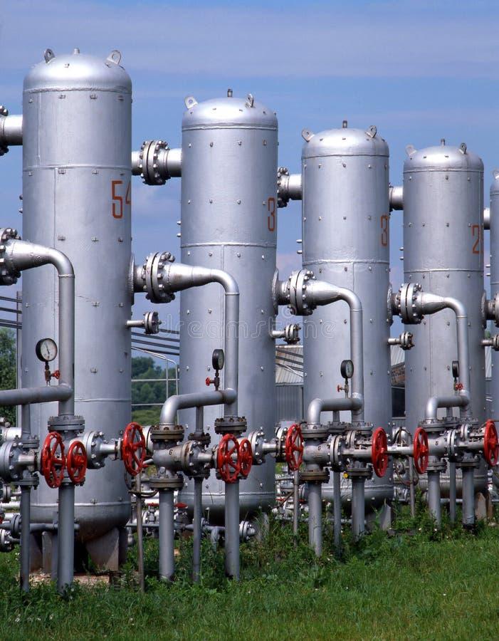 przemysł naturalnego oleju gazowego